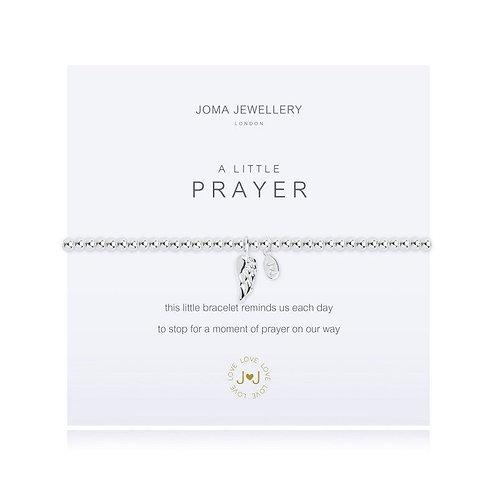A Little 'Prayer' Bracelet