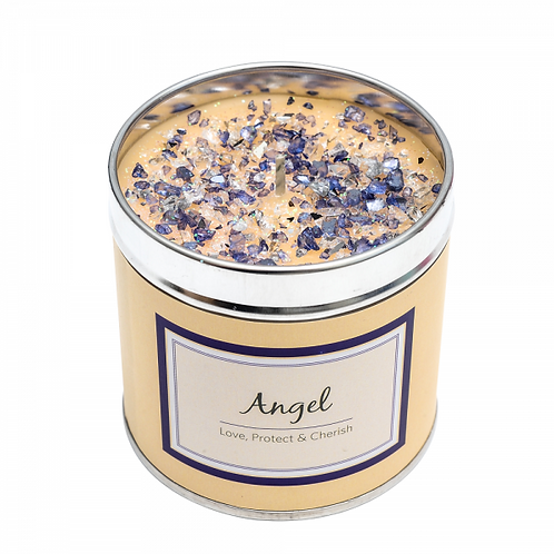 Angel – Honey & caramel with oriental spices & a touch of myrrh