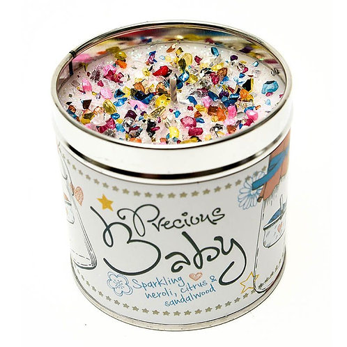Occasion Candle - Precious Baby