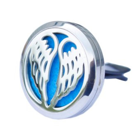 Aromatherapy Car Diffuser – Angel Wings