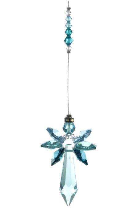Radiant Angels – Blue Zircon