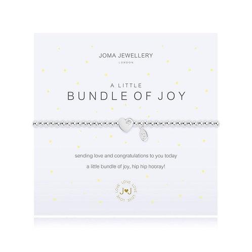 A Little 'Bundle Of Joy' bracelet
