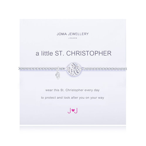 A Little 'St Christopher' Bracelet