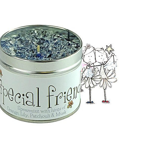 Tracey Russell Occasion Candle - Special Friend