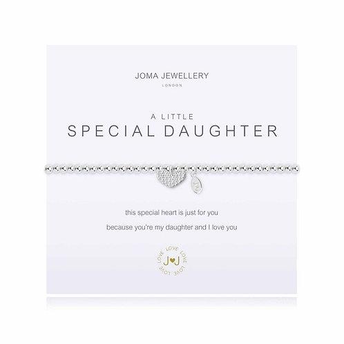 A Little 'Special Daughter' Bracelet