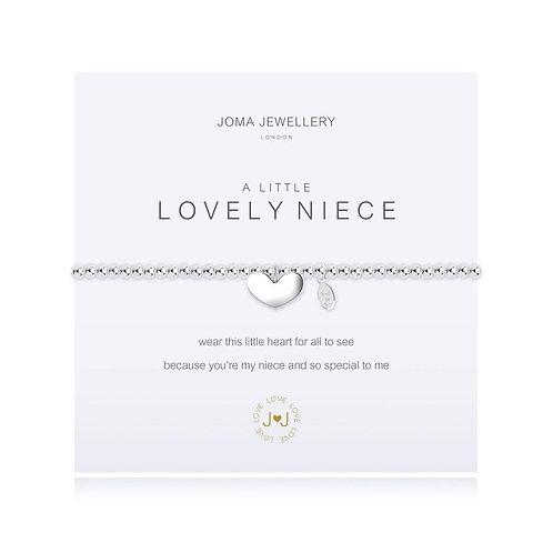 A Little 'Lovely Niece' Bracelet