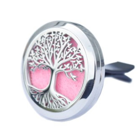 Aromatherapy Car Diffuser – Tree of Life