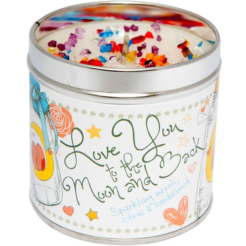 Occasion Candle - Love you to the Moon and Back