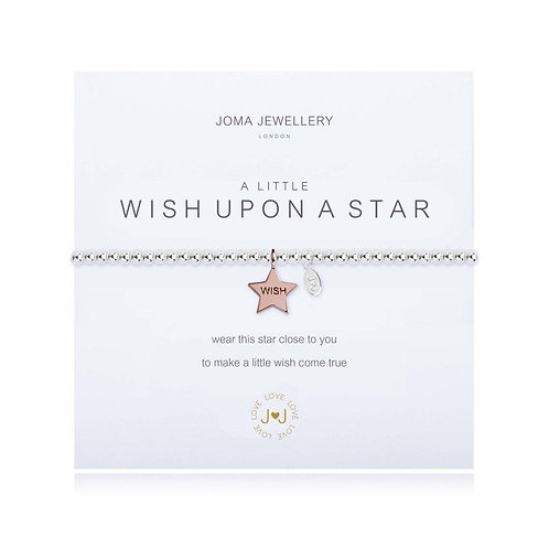 A Little 'Wish Upon a Star' Bracelet