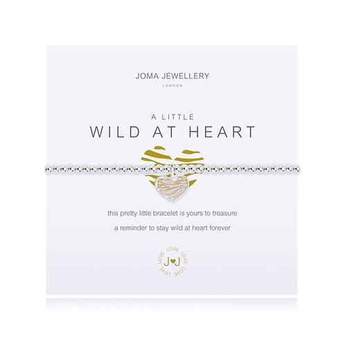 A Little 'Wild at Heart' Bracelet