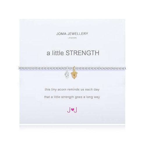 A Little 'Strength' Bracelet