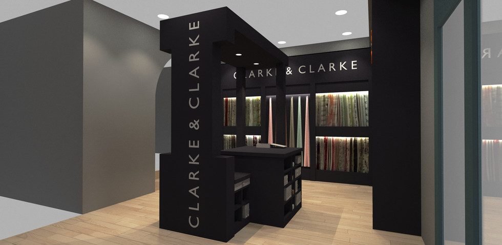 Shop design & refurb