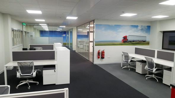 Office refurb