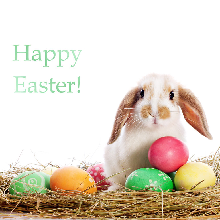 Easter Bunny Breakfast Saturday