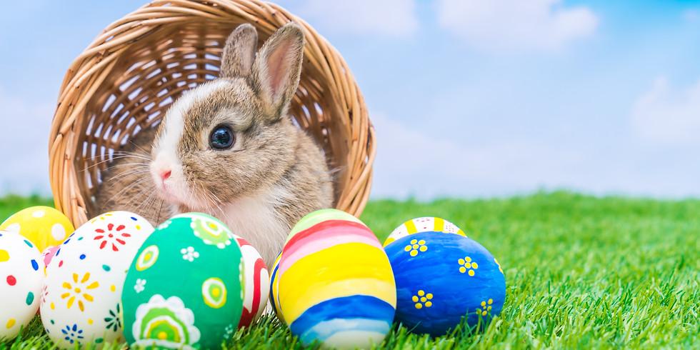 Easter Bunny Breakfast Sunday
