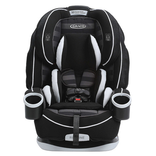 Graco 4ever All In One Convertible Car Seat Rockweave