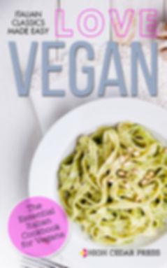 Love Vegan Italian Cookbook Zoe Hazan