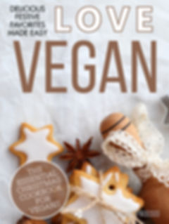 Love Vegan Christmas Cookbook Zoe Hazan