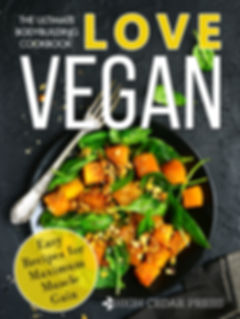 Love Vegan Body Building Cookbook Zoe Hazan