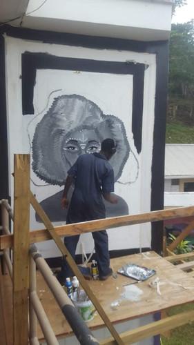 Sule painting