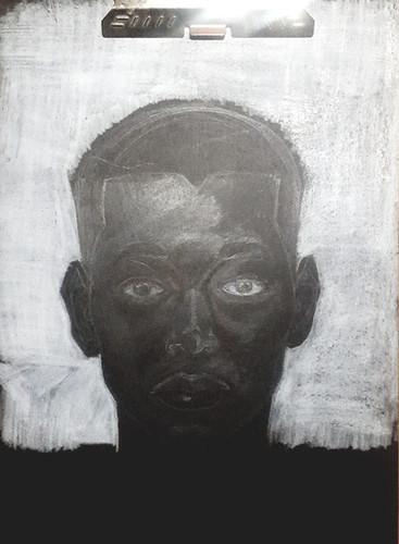 Pretty Black Boy in Progress