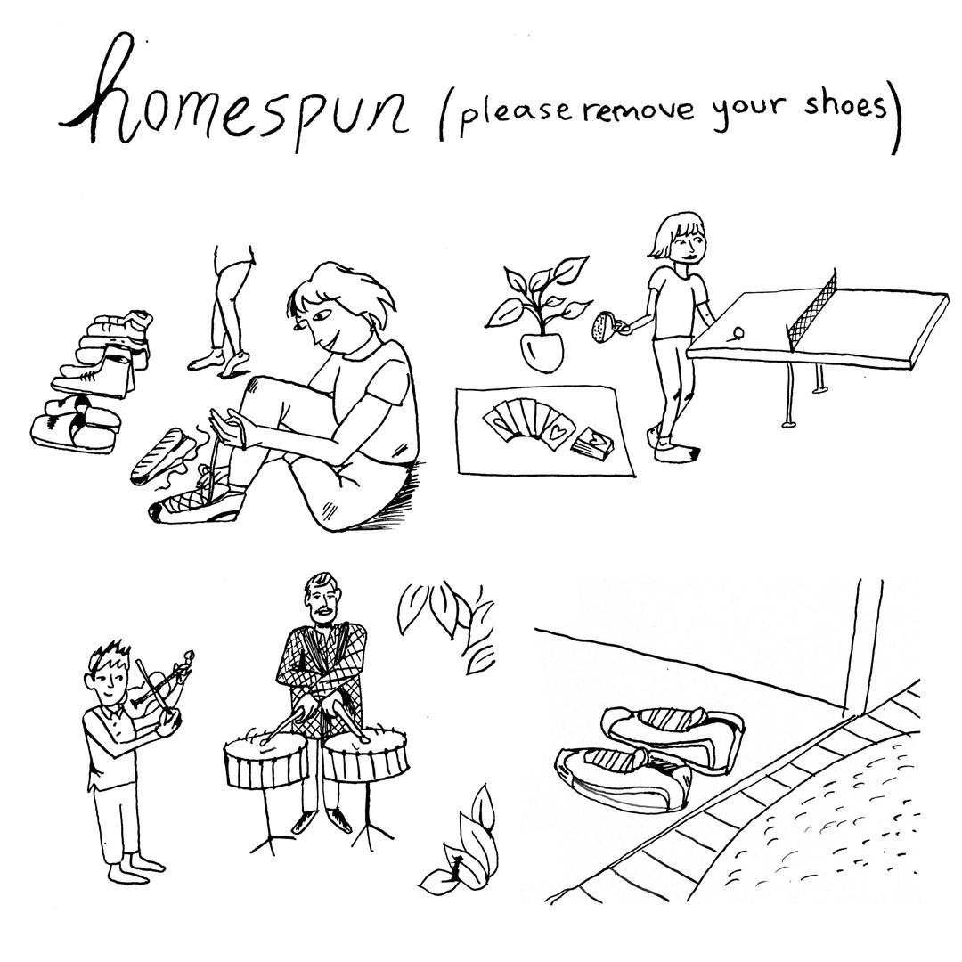 homespun inks