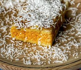 Tarta de Zanahoria