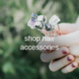 natural formations shop hair accessories