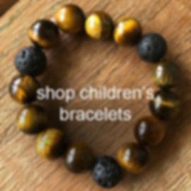 natural formations childrens bracelets d