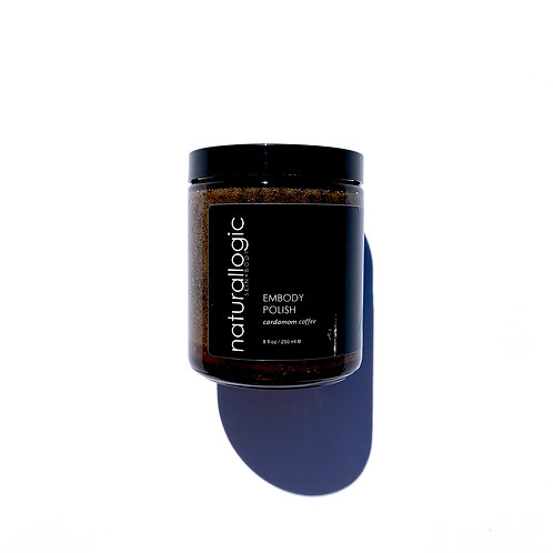 EMBODY POLISH Cardamom Coffee