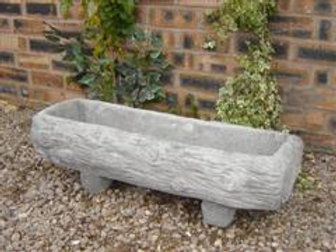 Log Trough