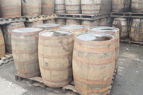 Full Oak Barrels