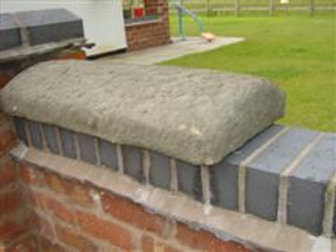 Textured Coping Stone