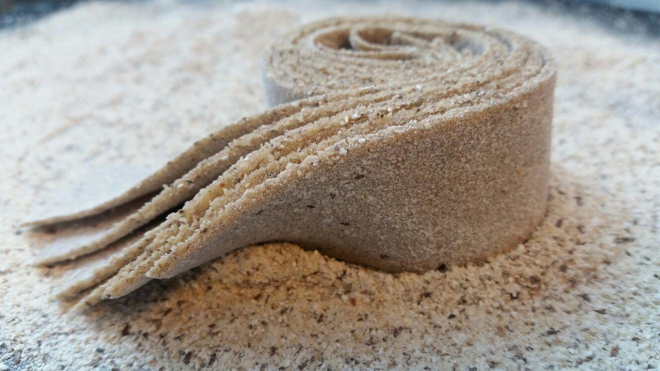 Sfoglia di grano saraceno
