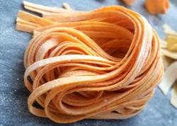 Fettuccine alla carota