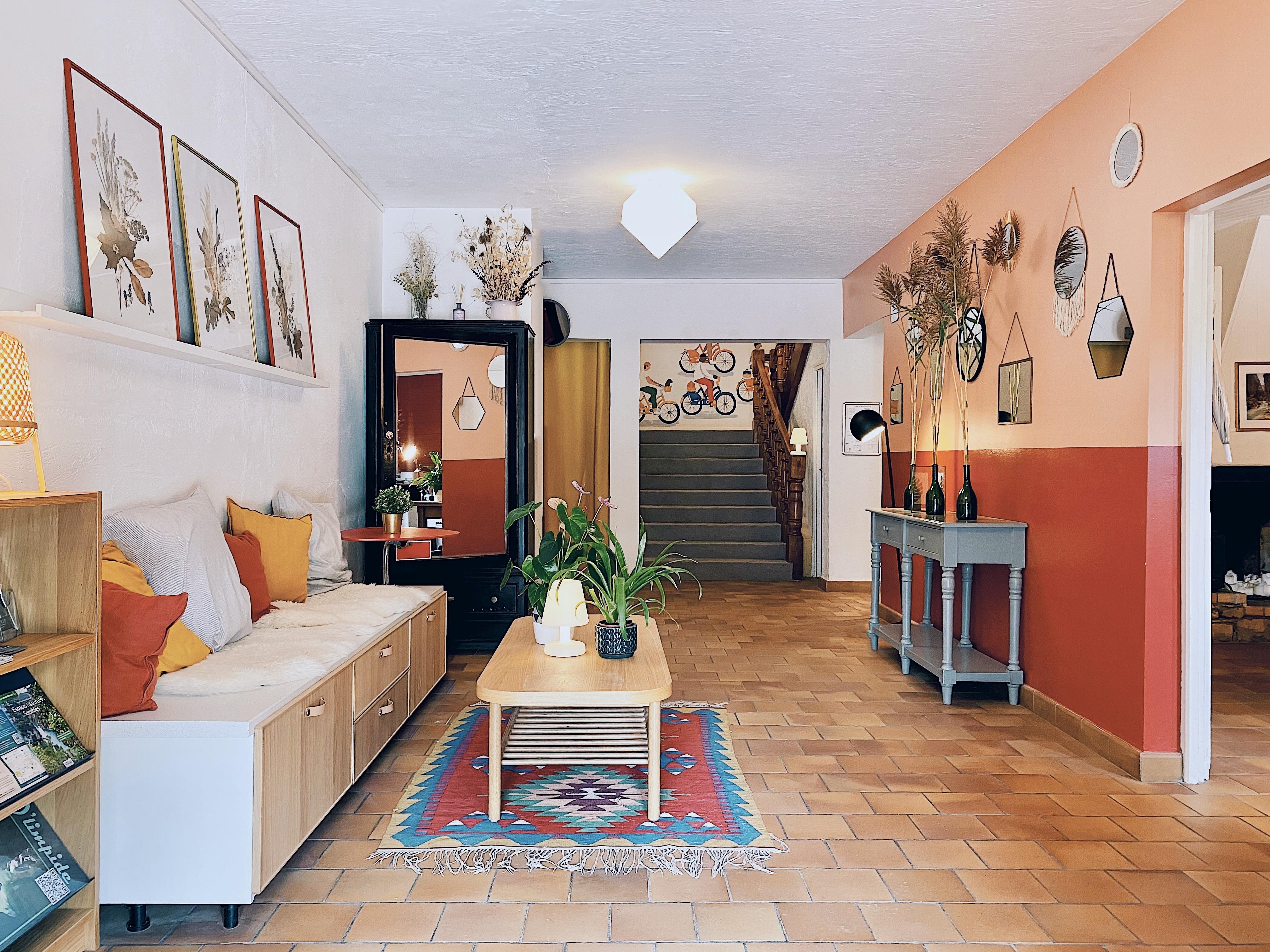 Accueil de l'Hôtel Le Provence