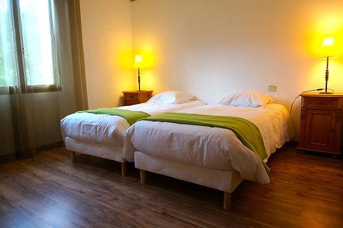 Chambre 2 de La Villa, Hotel Le Provence