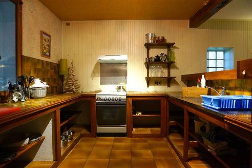 Cuisine de La Villa, Hotel Le Provence