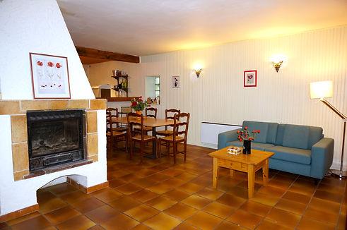 Salon de La Villa, Hotel Le Provence