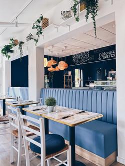 Salle Bleue - Restaurant Le Styx