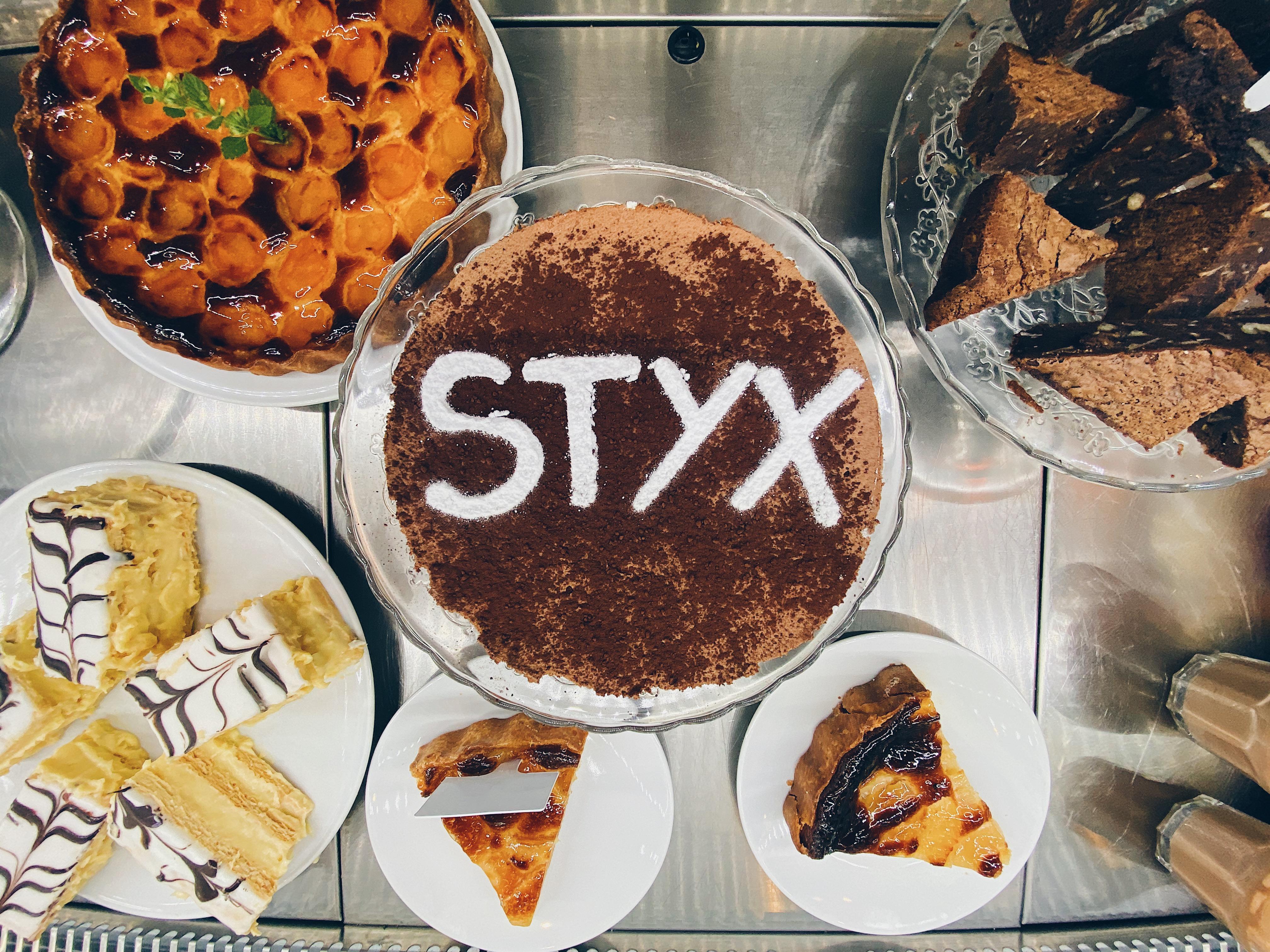 Les Desserts faits Maison