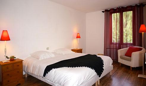 Chambre 1 de La Villa, Hotel Le Provence