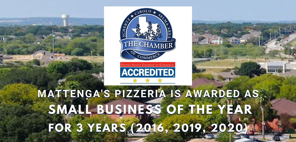 MATTENGA's PIZZERIA IS AWARDED.png