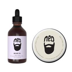 Beard OIL & Wax