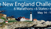 New England Challenge 2018 Dates Announced