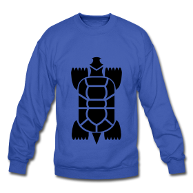 turtle sweater