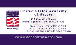 Buisness Card front