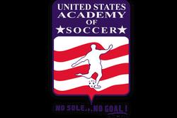 U.S. Academy of Soccer logo
