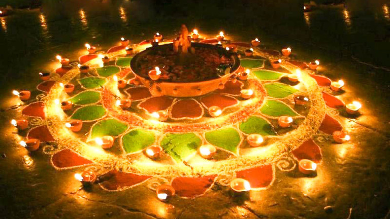 #1 Diwali Preparations for Your Energy Body