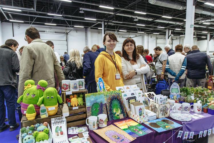 выставка кактусов CACTUS FEST